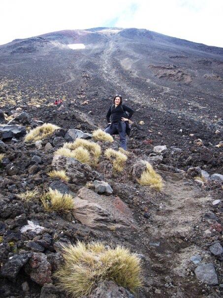 Base of Mt Ngauruhoe