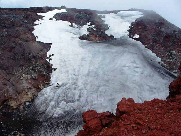 Crater, Mt Ngauruhoe
